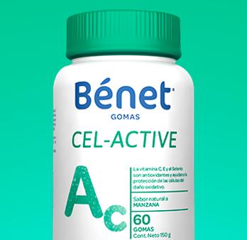Gomas Cel-Active