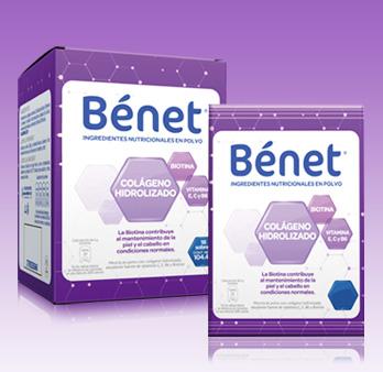 Colágeno hidrolizado + Biotina + Vitamina E,C y B6