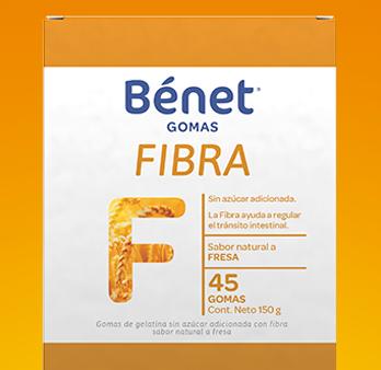 Gomas  Fibra