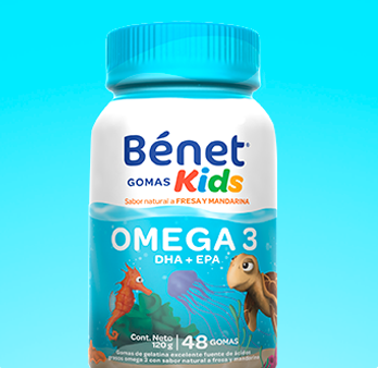 Gomas Kids Omega 3