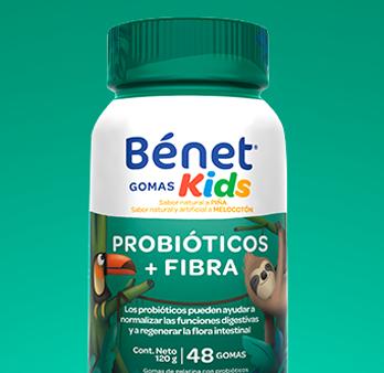 Gomas Kids Probióticos + Fibra