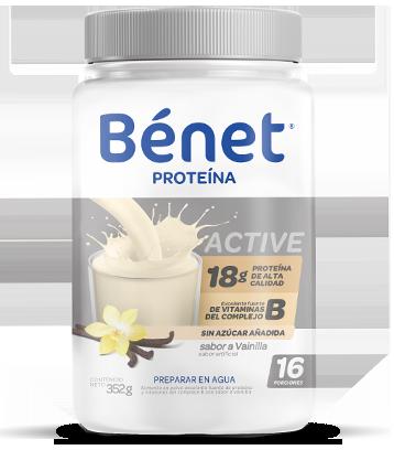 Bénet alimento en polvo proteína