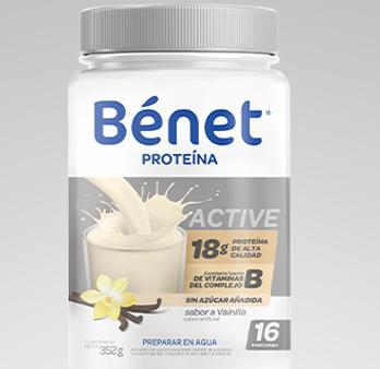Alimento en polvo Proteína