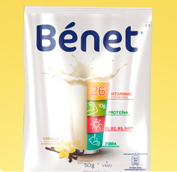 Alimento en polvo nutricional 50g