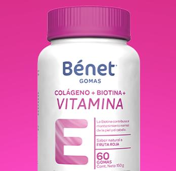 Gomas  Colágeno + Biotina + Vitamina E