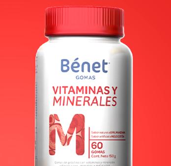 Gomas Vitaminas y Minerales