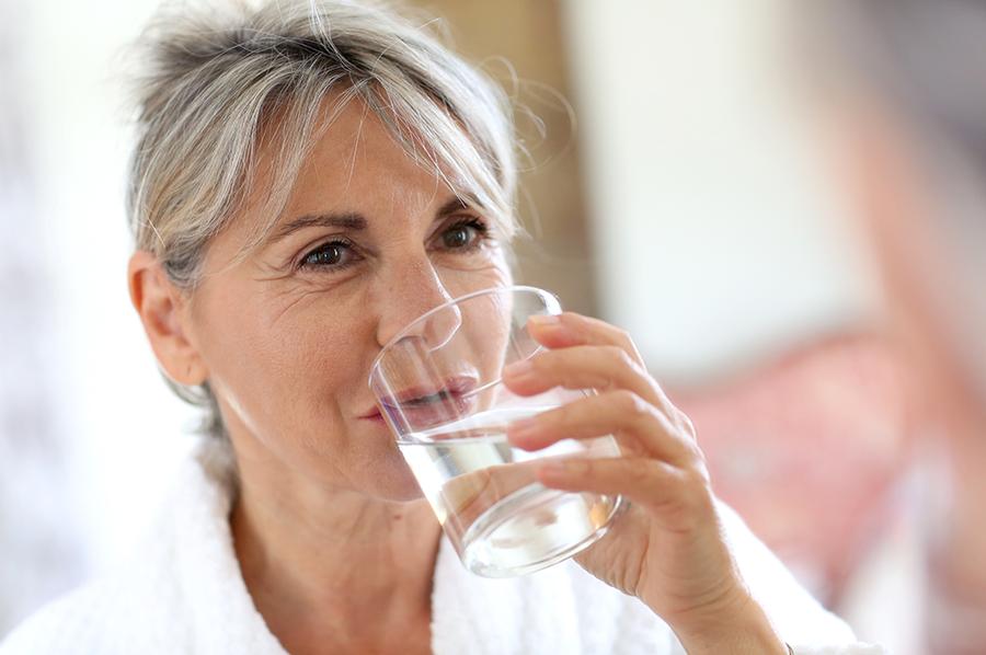 agua es saludable para ti