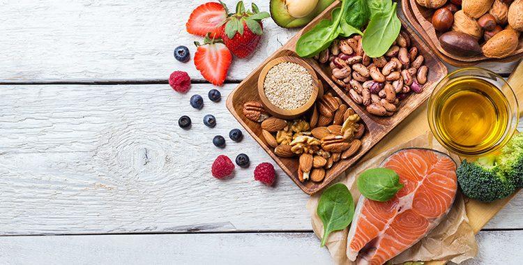 Apuntes sobre la alimentación saludable