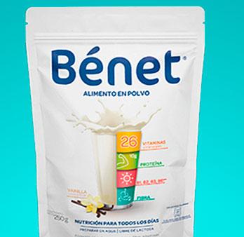 Alimento en polvo nutricional 250g