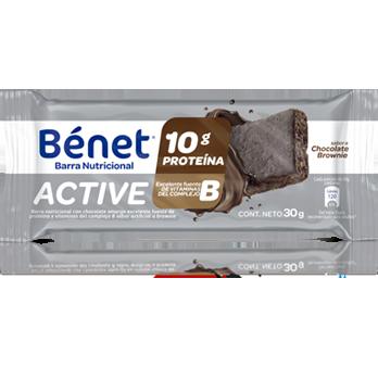 barra de chocolate y brownie